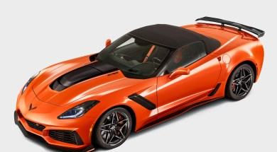 2019 Corvette ZR1 Convertible