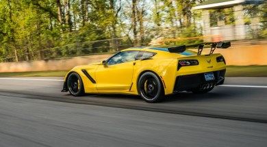 2019 Corvette ZR1 at Road Atlanta