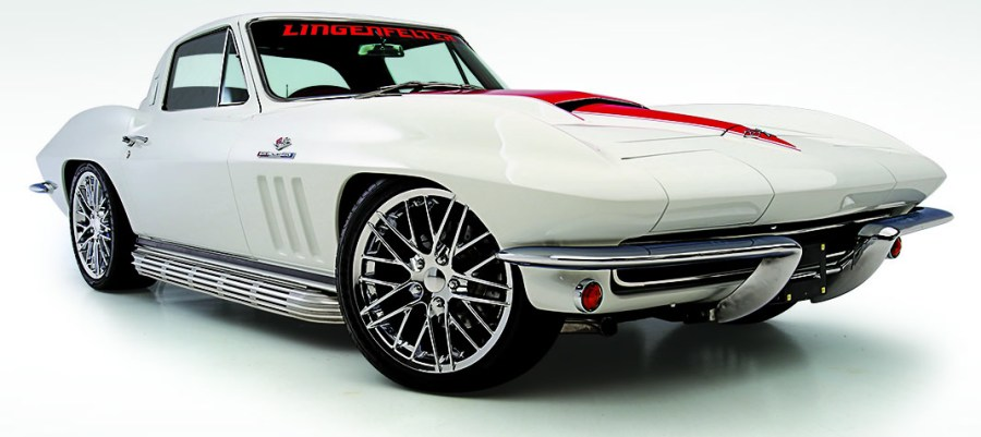 1965 Corvette Stingray by Lingenfelter