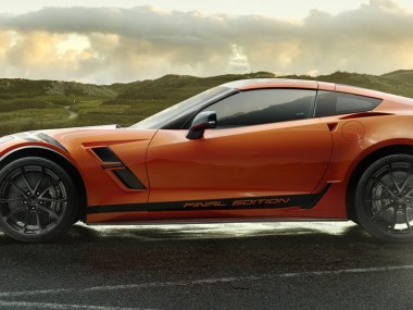 The ultimate Corvette C7