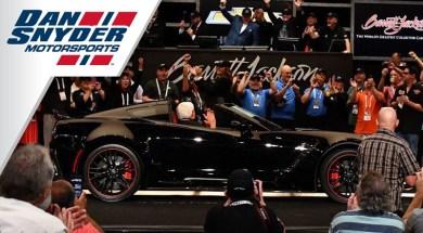 inLighten CEO Dan Snyder Motorsports