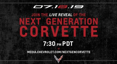 The late Zora Arkus-Duntov, the father of the Chevrolet Corvette, had a vision for a mid-engine Corvette. That vision will come to life the evening of July 18, 2019, in Orange County, California, and the world can watch the reveal via livestream from the comfort of their own homes.