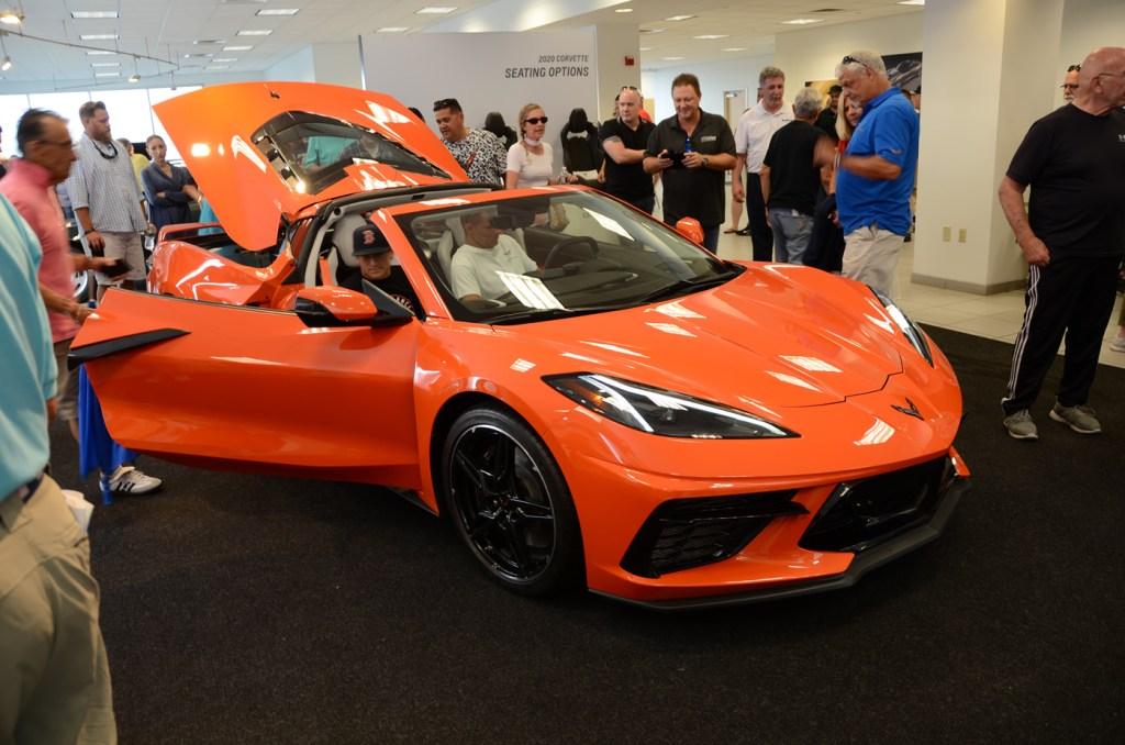 2020 C8 Corvette