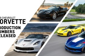 2019 Corvette Production Numbers Released