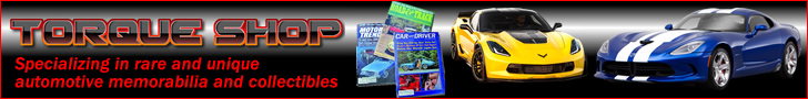 Torque Shop - Automotive Memorabilia and Collectibles