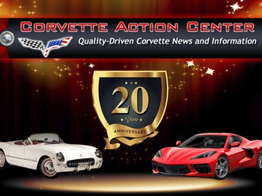 Corvette Action Center Celebrates 20 Year Anniversary