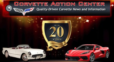 Corvette Action Center Celebrates 20 Year Anniversary
