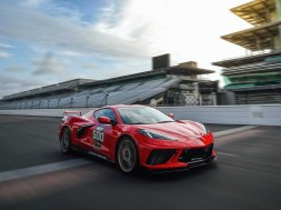 2020 Corvette Stingray to Pace the Indianapolis 500