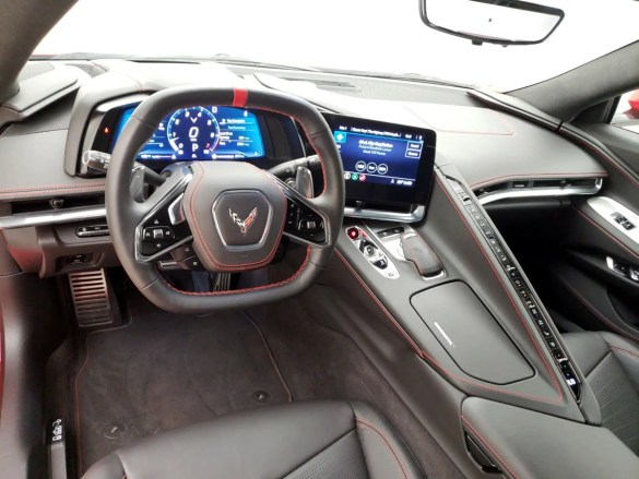 2020 Corvette - 1G1Y82D45L5101524