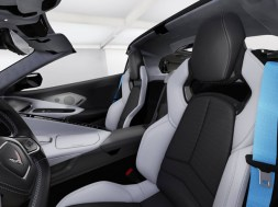 GM Issues 2020 Corvette Safety Recall for Defective Driver Seat Belt During Crash