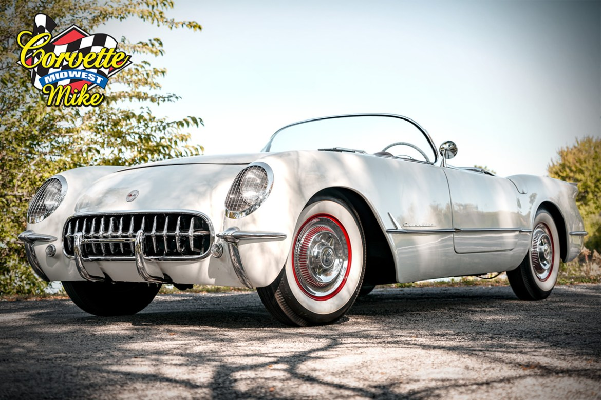 Fully Restored 1953 Corvette #067 For Sale by Corvette Mike Midwest