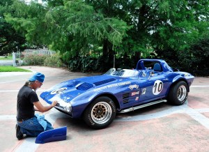 1963 Corvette Grand Sport Continuation VIN # 30837X100011
