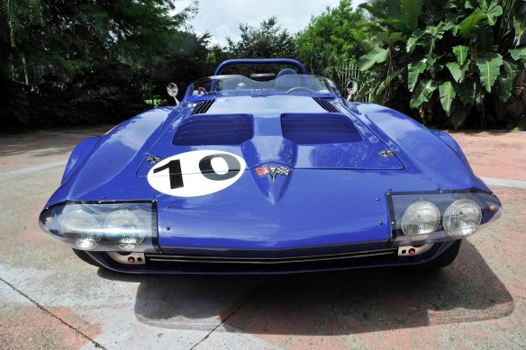 1963 Corvette Grand Sport Continuation Chassis #: 30837X100011
