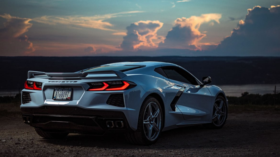 Win a 2020 Corvette Stingray from the IMRRC