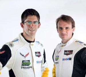 Jordan Taylor and Antonio Garcia