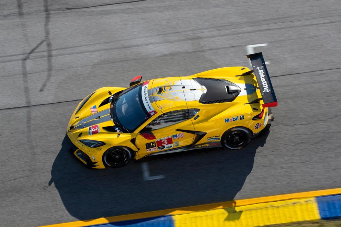 Corvette Racing continues to inch closer to writing a new chapter in its history as the program heads west to WeatherTech Raceway Laguna Seca for the next-to-last round of the IMSA WeatherTech SportsCar Championship. Photo: Corvette Racing