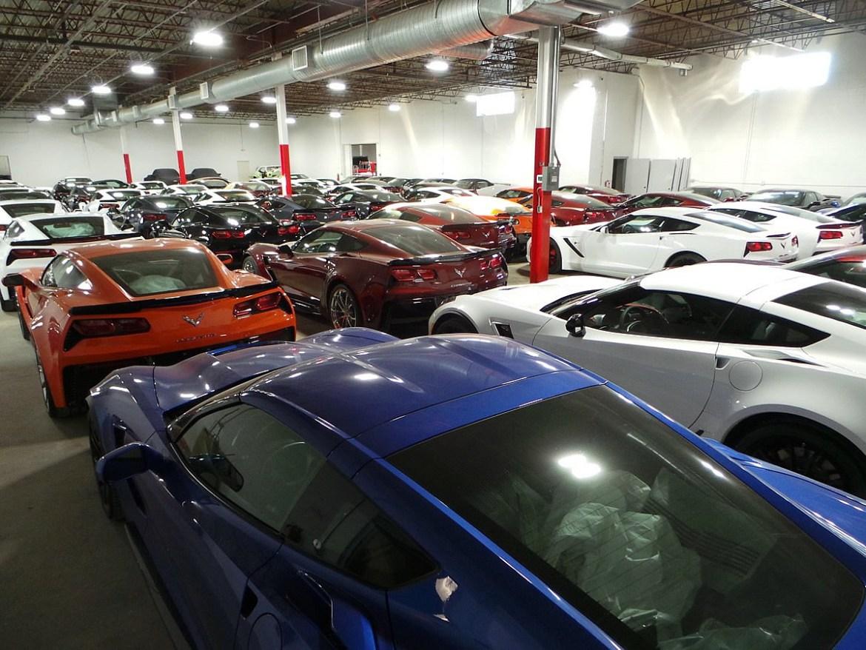 MacMulkin Chevrolet Corvette Inventory