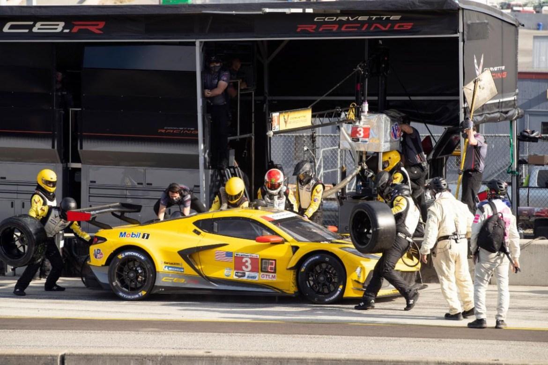 Number 3 - Corvette C8.R