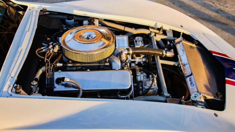 1969 Corvette Greenwood Mancuso 454 V8