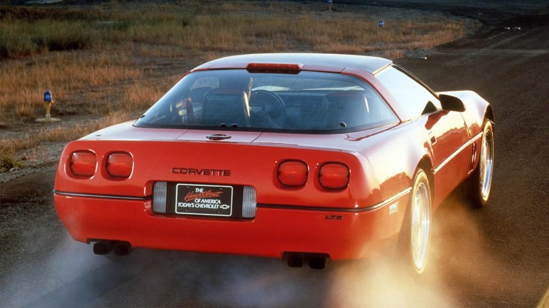 1989 Corvette ZR-1 Prototype