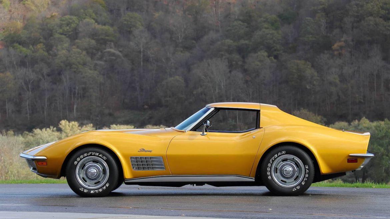 1972 Corvette Serial No. 001