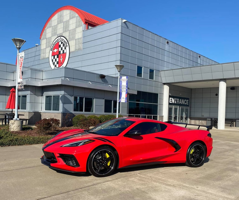 2021 Corvette Serial #1