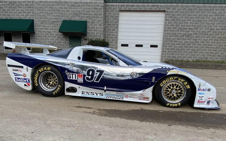 C5 Corvette SCCA GT1 Race Car