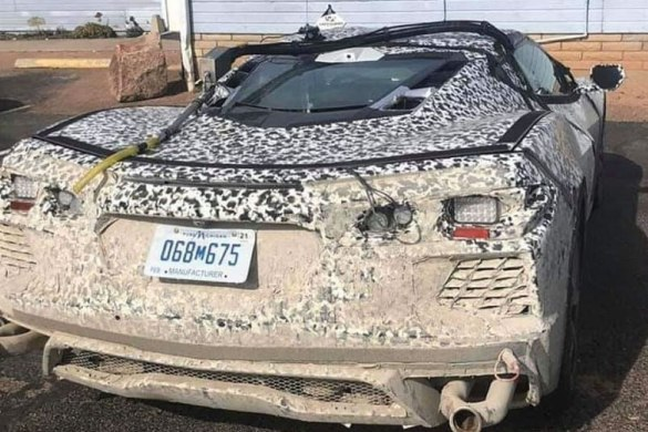 Corvette PHEV