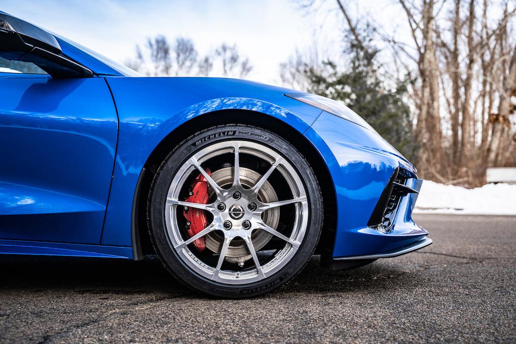 Callaway Corvette C8 Wheel