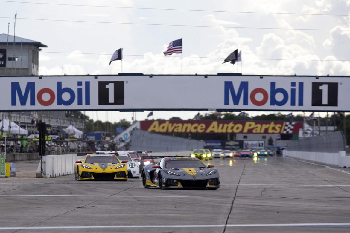 Corvette Racing returns to Sebring International Raceway