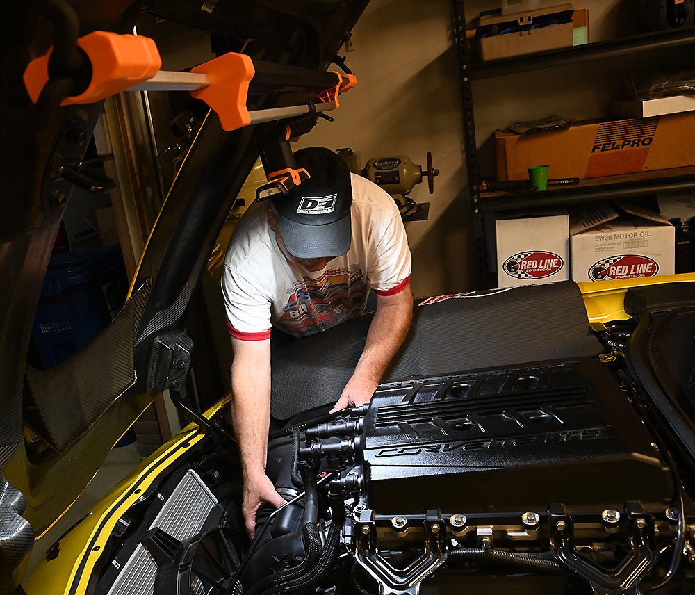 Product Evaluation: Gear Wrench Wing Light and Underhood Rack