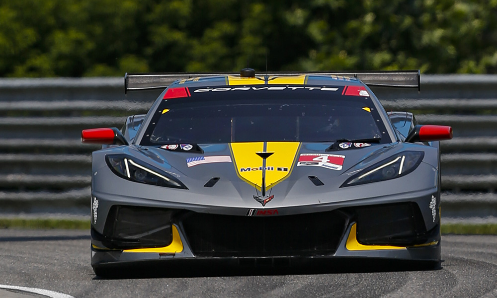 Garcia and Taylor win the Northeast Weather-Related GP at Lime Rock Park