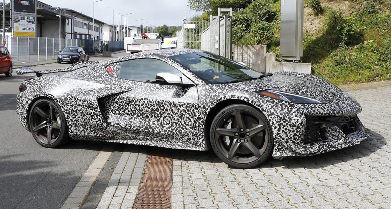 2023 Corvette Z06 to feature Dymag Carbon Fiber Composite Wheels