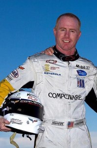 Johnny O'Connell - Corvette Racing - Photo: Richard Prince