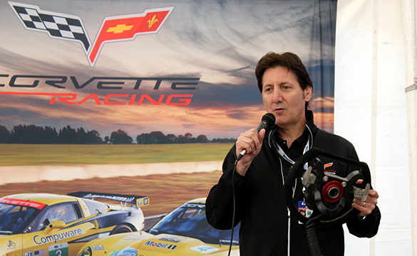 Winning Legacy of Ron Fellows at Mosport Fuels Current Corvette Racing Drivers