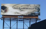 Ford Billboards On Display for Woodward Dream Cruise