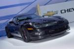 Corvettes on Display at 2011 Frankfurt Motor Show