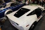 SEMA 2011: The George Barris Bat Ray Corvette