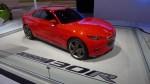 Corvettes at the North American International Auto Show
