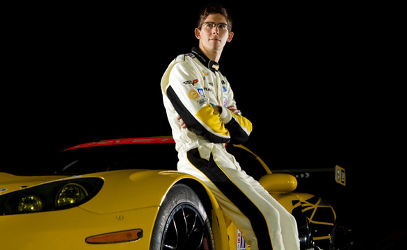 How Virtual Racing Helped Jordan Taylor Secure a Driver Seat with Corvette Racing
