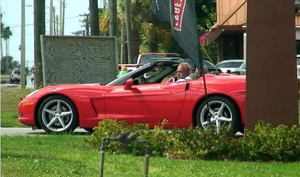 [VIDEO] Parking Lot Owner Takes Customer's Corvette on a 61-mile Joyride