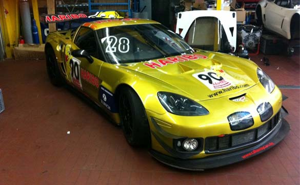 Watch Our Corvette Racing Drivers Race in the Nurburgring 24