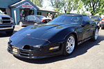 Custom Black C4 Corvette Makes You Say Hmmm...