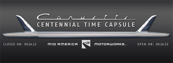 Mid America Motorworks Plans Time Capsule for Corvette's 100th Anniversary in 2053