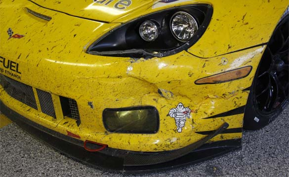 [VIDEO] Wild Finish for Corvette Racing at ALMS Road America