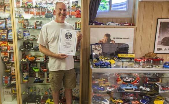 Charlie Mallon's World Record Collection of Chevrolet Memorabilia