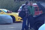 [VIDEO] C7 Corvette Prototypes Testing in New Mexico
