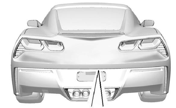 Leaked C7 Corvette Images Detail Rear End and Interior