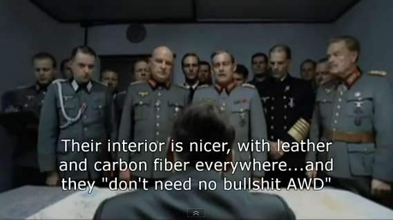 [VIDEO] Hitler Finds Out About the C7 Corvette