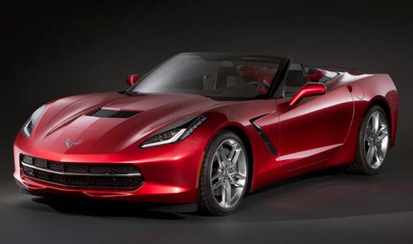 Autoweek: 2014 Corvette Stingray Convertible to Debut in Geneva